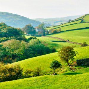 cumbria landscape image