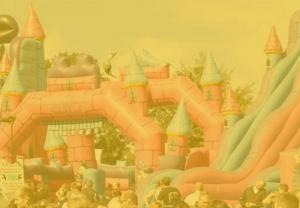 inflatable fun image