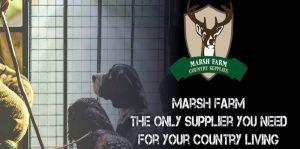 Marsh Farm Banner